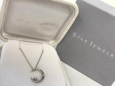 スタージュエリー ネックレス買取 K18 ダイヤモンド買取なら 元町 三宮 大丸神戸MARUKA