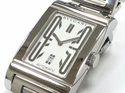 ブルガリ買取 メンズウォッチ レッタンゴロ 時計売るならMARUKA心斎橋店