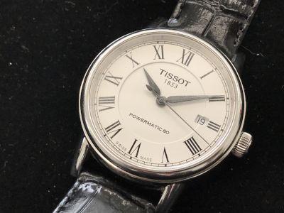ティソ(TISSOT)買取 カーソンオートマティック 時計買取なら大阪MARUKA心斎橋店