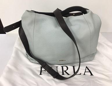フルラ 2WAYバッグ買取 レザー ブランド品買取なら 兵庫区 神戸高速 地下鉄 山手 海岸 MARUKA