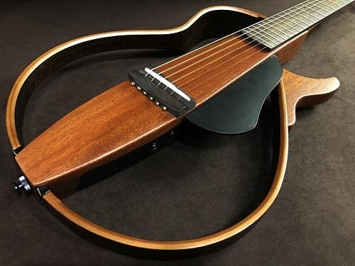 YAMAHA ヤマハ SLG200S サイレントギター買取 アコースティックギター買取 京都 四条烏丸 楽器買取