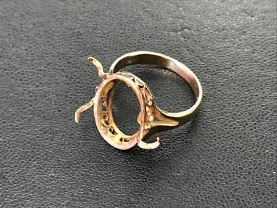 K18 指輪買取 イエローゴールド 地金買取なら 神戸市 中央区 三ノ宮のMARUKA