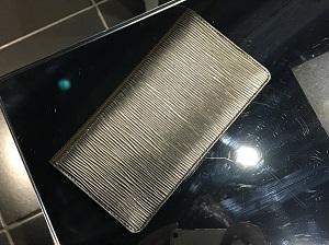 ルイヴィトン買取 ポルトカルトクレディM63212 20年ほど前に購入の未使用品 銀座・渋谷・京都・大阪・神戸・福岡