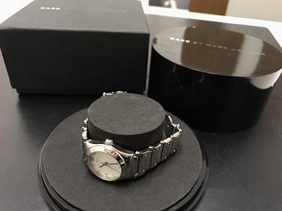 マークジェイコブス買取り レディースウォッチ買取 腕時計 中古 下京区 西京極 七条店