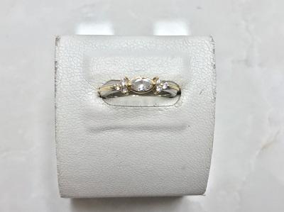 ダイヤリング買取 宝飾品買取なら京都 下京区 西大路七条 マルカにお任せ下さい!