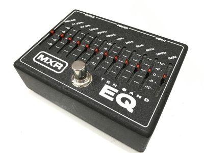 MXR M108 10 Band Graphic EQ エフェクター買取 楽器買取 京都 四条烏丸
