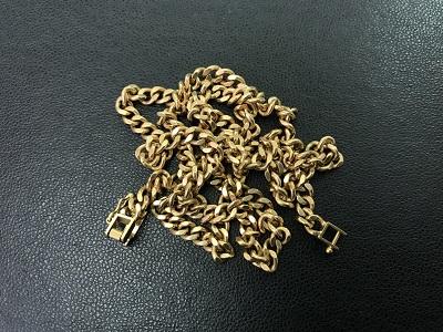 K18 喜平ネックレス買取 地金 ゴールド買取なら 三ノ宮 御幸通 小野柄通のMARUKA