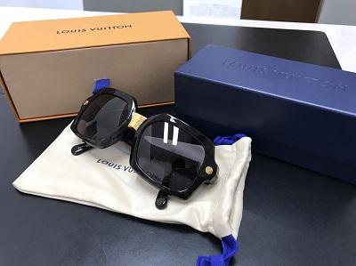 ヴィトン買取 サングラス買取 2017年モデル 美品 高価買取 西七条 下京区 西院 七条店