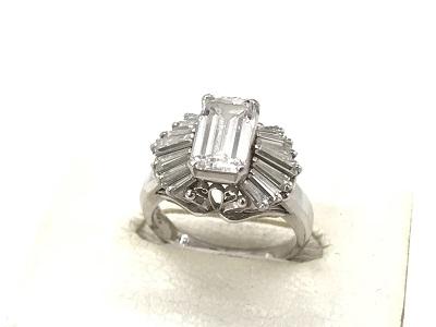 プラチナ ダイヤモンド買取 リング 宝石買取なら 中央区 兵庫 三ノ宮のMARUKA