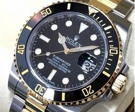 ロレックス買取 GMTマスターⅡ コンビ 116713LN 時計売るならMARUKA大阪心斎橋店