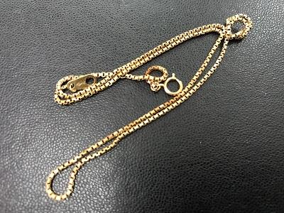 金 ネックレス買取 ゴールド K18買取なら 西宮 芦屋 宝塚のMARUKA
