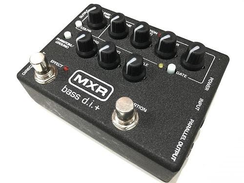 MXR エムエックスアール M80 Bass D.I.+ エフェクター買取 楽器買取 京都 四条烏丸