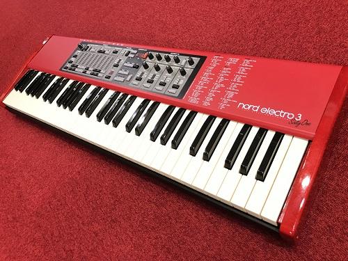Nord Electro 3 買取 楽器 シンセサイザーの買取なら京都四条河原町のMARUKA楽器へ!