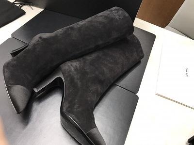 シャネル買取 ブーツ買取 アパレル シューズ 中古 美品 下京区 西七条 八条 西大路 七条店