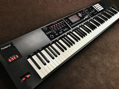 Roland FA-08 シンセサイザー買取 楽器買取 京都 四条烏丸 河原町