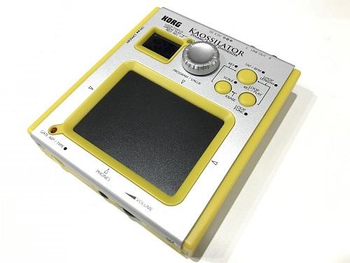 KORG コルグ KAOSSILATOR Dynamic Phrase Synthesizer デジタル楽器買取 京都 四条烏丸 河原町