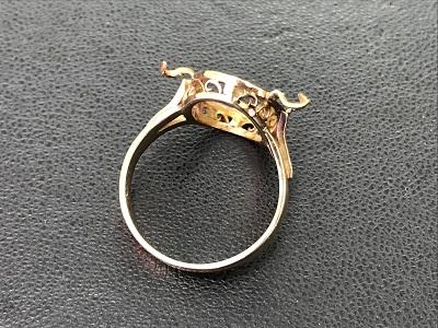 K18 指輪買取 金 地金買取なら 三ノ宮 センター街 神戸マルイ MARUKA