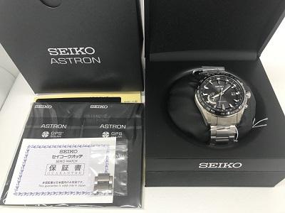 セイコー アストロン買取 SBX085 時計買取なら 兵庫 西区 北区 マルイ MARUKA