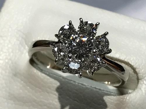 ダイヤモンド 買取 京都 四条 烏丸 リング 指輪 リング 宝石 ジュエリー