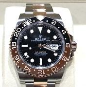ロレックス買取 ロレックス新作GMTマスターⅡRef.126711CHNR 銀座・有楽町・日比谷