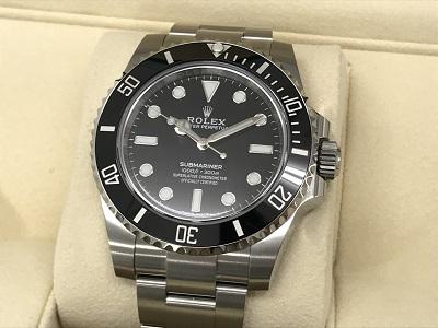 ロレックス サブマリーナ買取 114060 時計買取なら 神戸市 須磨 垂水 マルイMARUKA