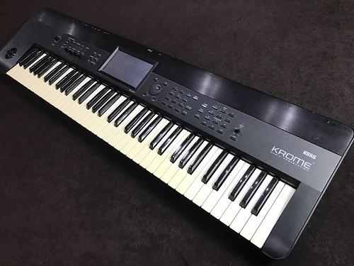 KORG KROME 73 買取 シンセサイザーの買取を京都でお考えの方はMARUKA楽器へ!