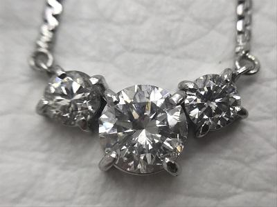 ダイヤモンド プラチナ買取 ジュエリー ネックレス買取なら 新開地 高速神戸 西元町 MARUKA