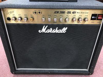 Marshall DSL401 買取 京都や大阪の楽器買取なら中古楽器専門店のMARUKA楽器へ!