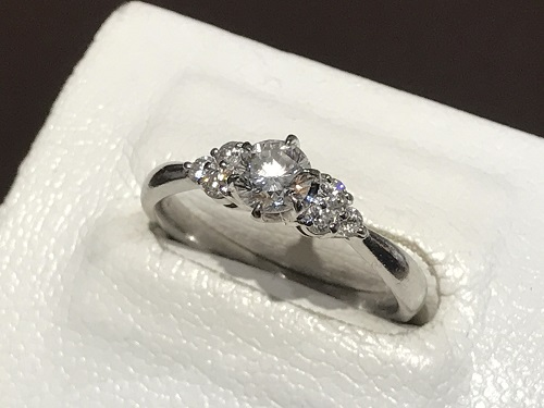 指輪 買取 ダイヤ 宝石 京都 四条 烏丸
