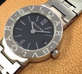 ブルガリ BB23SS買取 レディース 時計買取なら 三ノ宮 センター街 神戸マルイ MARUKA