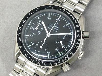 オメガ買取 スピードマスター買取 3510.50 オートマチック 時計買取 渋谷 マルカ