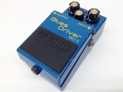 BOSS BD-2 Blues Driver 買取 京都や滋賀の楽器 出張買取ならMARUKA楽器をご利用くださいませ!