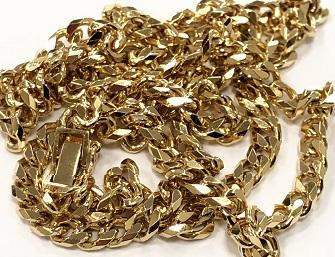 K18 ネックレス買取 地金 喜平 ゴールド買取なら 神戸 三ノ宮 マルイのMARUKA