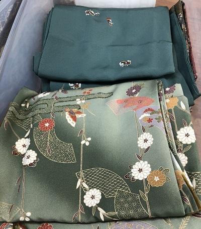 着物 買取 出張 東京 京都 訪問着 付下げ 留袖 帯振 袖高 価買取