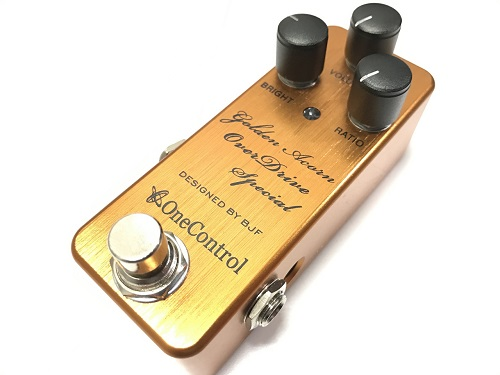 ONE CONTROL Golden Acorn OverDrive Special 買取 京都 四条 河原町 楽器買取 おすすめ