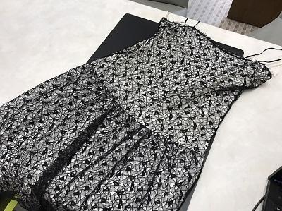 シャネル買取 ワンピース買取 2017年モデル 未使用 高価買取 下京区 西七条 七条店
