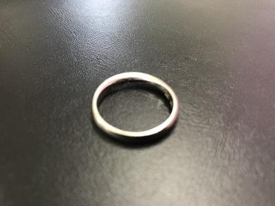 Pt950 リング買取 プラチナ 結婚指輪買取なら 三宮 元町 センター街 MARUKA