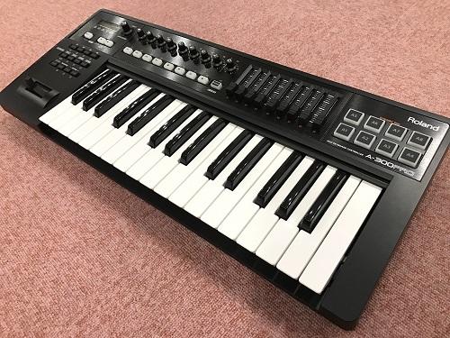 Roland A-300PRO MIDIキーボード 買取 楽器買取を京都でお考えならマルカ楽器へ!!