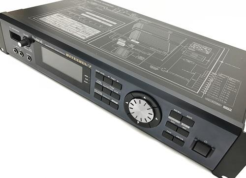 Roland INTEGRA-7 音源モジュール買取 楽器買取 京都 四条 デジタル楽器買取