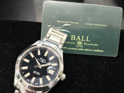 ボールウォッチ買取 エンジニアⅡマーベライト 時計買取 時計売るならMARUKA大阪心斎橋店