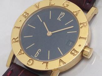 ブルガリ時計買取 ブルガリブルガリ BB30GL ブランド時計買取は大阪MARUKA心斎橋店