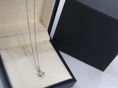 ヴァンドーム青山 ネックレス買取 K18 ダイヤ買取なら 芦屋市 宝塚市 尼崎市 MARUKA