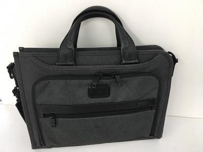 トゥミ ブリーフケース買取 キャンバス 書類バッグ買取なら 栄町 旧居留地 京町筋のMARUKA