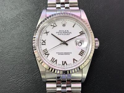 ロレックス デイトジャスト買取 16234 時計買取なら 兵庫県 神戸市 芦屋市 西宮市のMARUKA