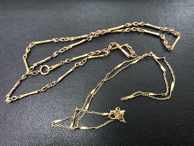 K18 ネックレス買取 地金 ゴールド買取なら 明石 淡路 垂水のMARUKA