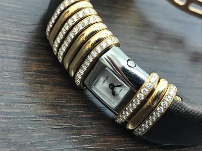カルティエ買取 デクラレーション 2611 ダイヤモンド 本体のみ 神戸三宮 買取