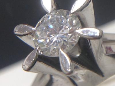 ダイヤモンド買取 同じ大きさでここまで違う買取価格 0.36ct 宝石買取はMARUKA大阪心斎橋店