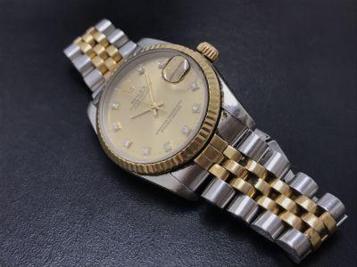 ロレックス買取 デイトジャスト買取 ボーイズ Ref.68273G 腕時計 本体のみ 西七条 西大路 下京区 七条店