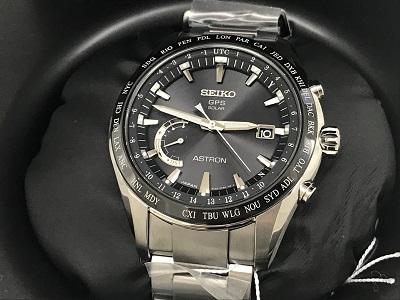 セイコー アストロン買取 8X22 電波時計買取なら 兵庫区 須磨区 長田区 MARUKA