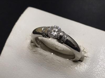 宝石買取 ダイヤモンドリングを高く売るなら京都 下京区 西大路七条マルカ